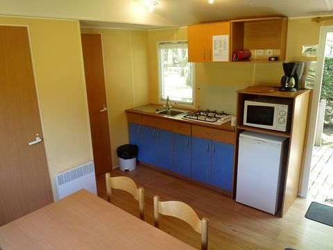 MOBILHOME 4 personnes - ROCAMADOUR - Famille + TV