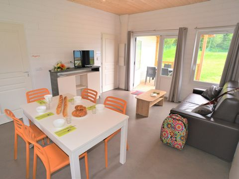 CHALET 4 personnes - 2 chambres