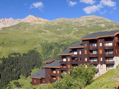 Résidence-Club Le Hameau du Mottaret - Camping Savoie - Image N°6