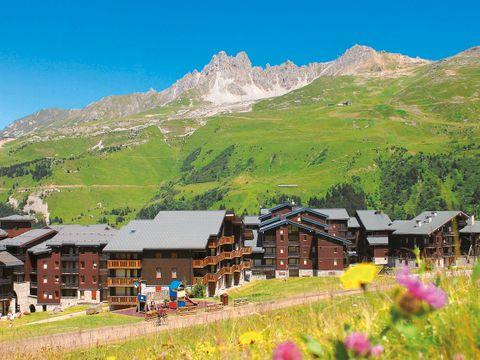 Résidence-Club Le Hameau du Mottaret - Camping Savoie