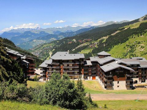 Résidence-Club Le Hameau du Mottaret - Camping Savoie - Image N°4