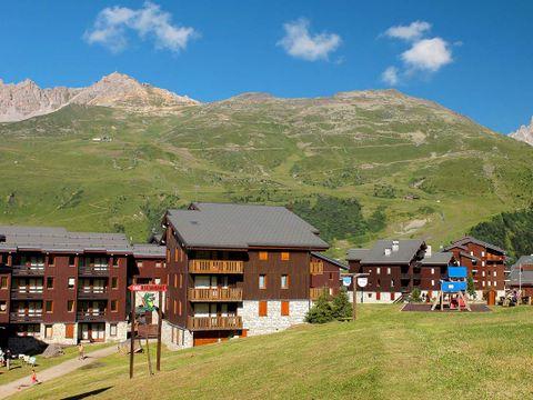 Résidence-Club Le Hameau du Mottaret - Camping Savoie - Image N°3