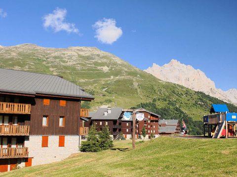 Résidence-Club Le Hameau du Mottaret - Camping Savoie - Image N°5
