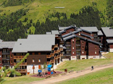 Résidence-Club Le Hameau du Mottaret - Camping Savoie - Image N°2
