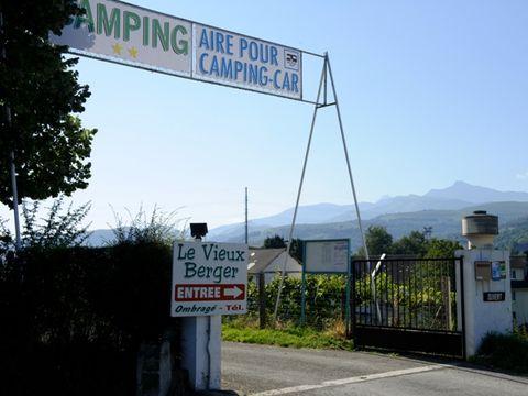 Camping Le Vieux Berger - Camping Hautes-Pyrenees