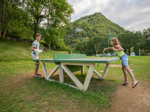 La Forêt - Camping Sites et Paysages - Camping Hautes-Pyrenees - Image N°15
