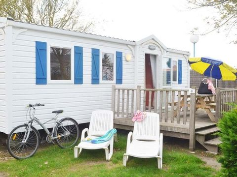 MOBILHOME 8 personnes - CONFORT 3 Chambres