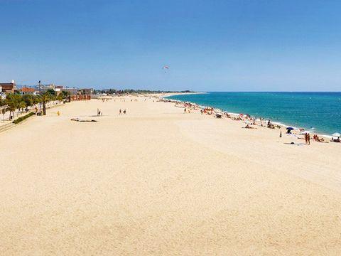 Camping Pla de Mar - Camping Barcelone - Image N°9