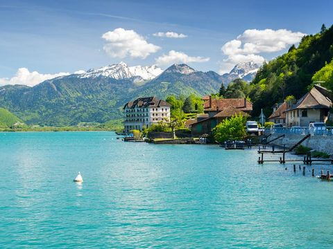 Camping Relais du Léman - Camping Haute-Savoie - Image N°15