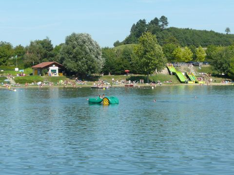Camping du Moulin Meyrieu - Camping Isere - Image N°2