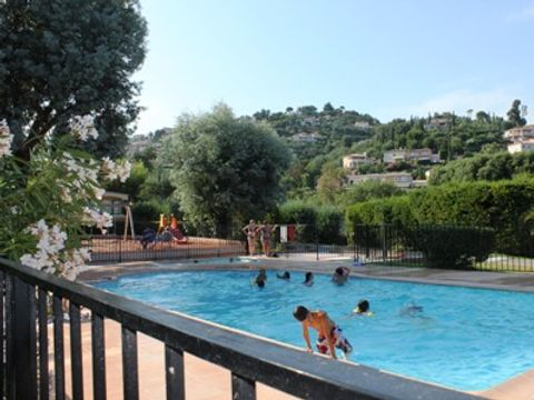 Camping Le Plateau des Chasses - Camping Alpes-Maritimes - Image N°3