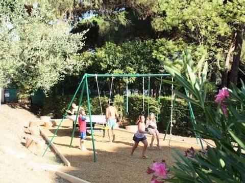 Camping Le Plateau des Chasses - Camping Alpes-Maritimes - Image N°8