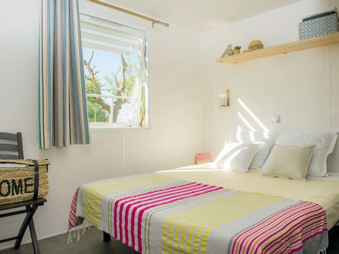 MOBILHOME 6 personnes - 2 chambres, (H6P2)