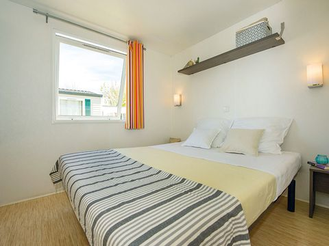 MOBILHOME 6 personnes - 3 chambres, (H6P3)