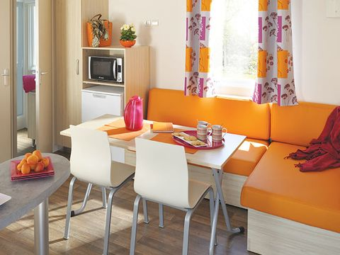 MOBILHOME 6 personnes - Confort 2 chambres (C6T)