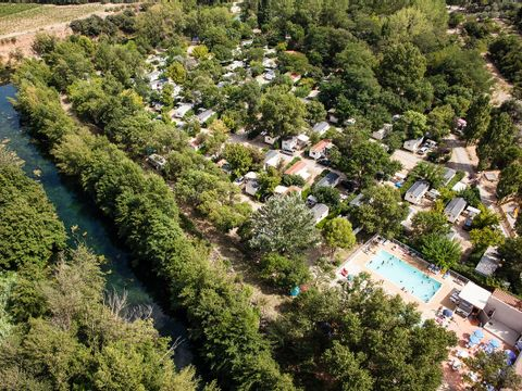 Aube  Camping Le Val de Cesse - Camping Aube - Afbeelding N°13