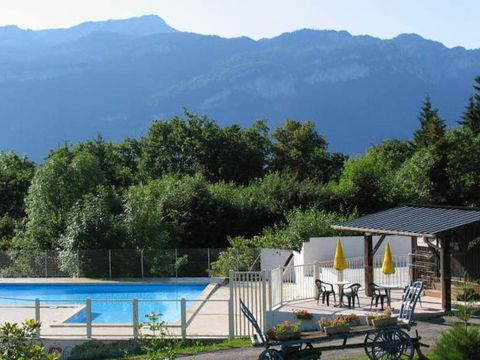Camping Le Balcon De Chartreuse - Camping Isere - Image N°3
