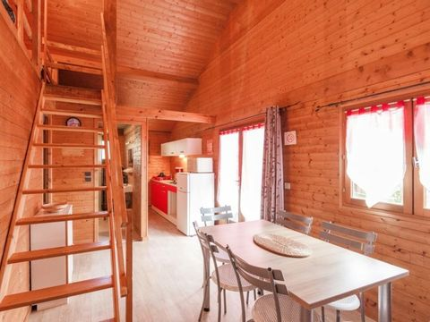 CHALET 8 personnes - Edelweiss