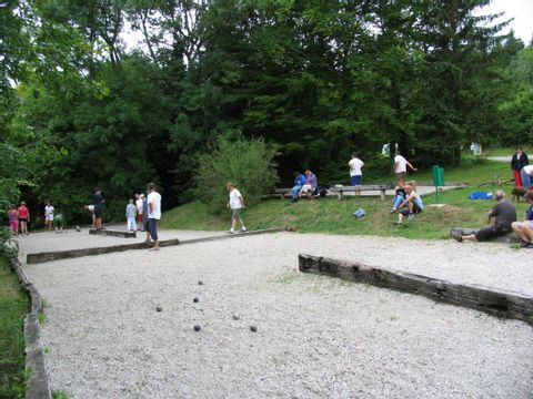 Camping Le Balcon De Chartreuse - Camping Isere - Image N°5