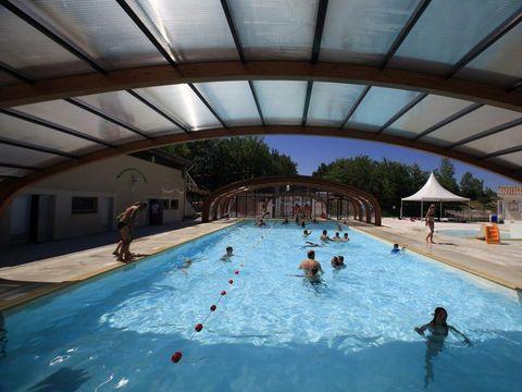Camping Les Hameaux Des Lacs - Camping Tarn-et-Garonne
