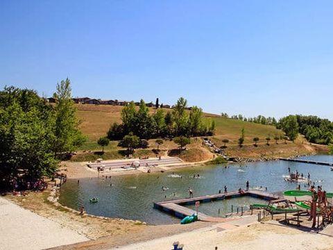 Camping Les Hameaux Des Lacs - Camping Tarn-et-Garonne - Image N°11