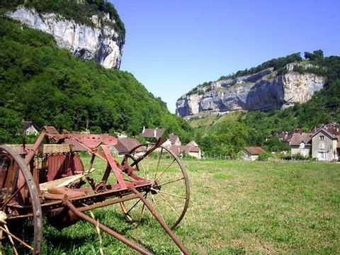 Camping Sous Doriat - Camping Jura - Image N°13