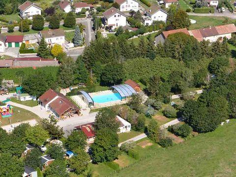 Camping Sous Doriat - Camping Jura