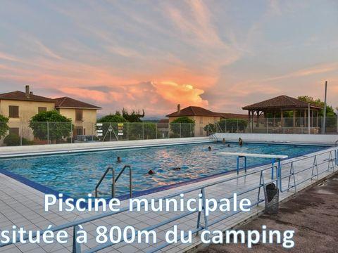 Camping de Montmaurin - Camping Haute-Garonne - Image N°2