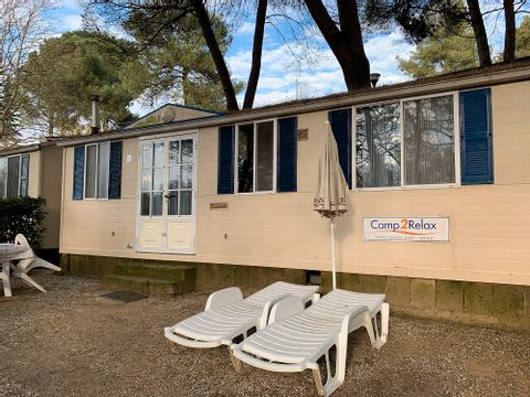 MOBILHOME 5 personnes