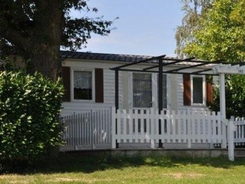 MOBILHOME 6 personnes - 3 chambres (MH67)