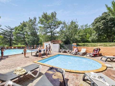 Camping Val Roma Park - Camping Pyrenees-Orientales - Image N°2