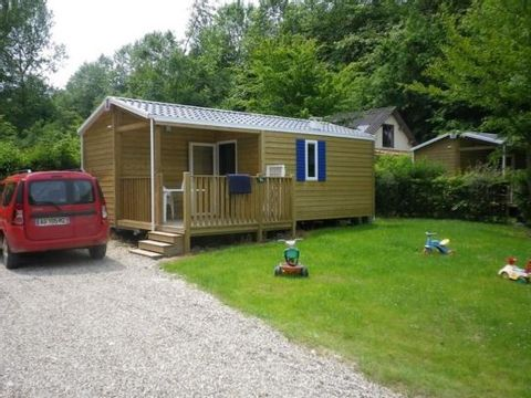 MOBILHOME 5 personnes - COSY CONFORT +