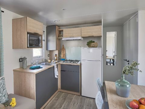 MOBILHOME 6 personnes - Cottage Standing 3 chambres