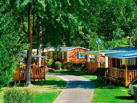 Camping Parc de Fecht - Camping Haut-Rhin