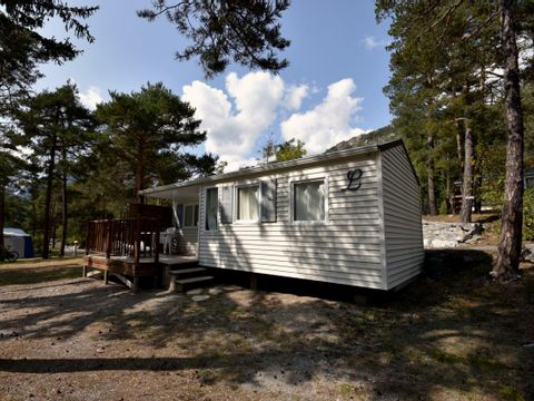 MOBILHOME 5 personnes - Type P