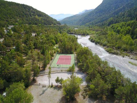 Camping Domaine de l'Ubaye - Camping Alpes-de-Haute-Provence - Image N°9
