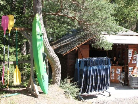 Camping Rioclar - Camping Alpes-de-Haute-Provence - Image N°6