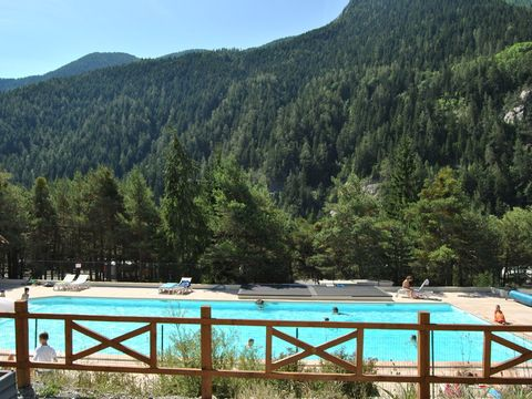 Camping Rioclar - Camping Alpes-de-Haute-Provence - Image N°3