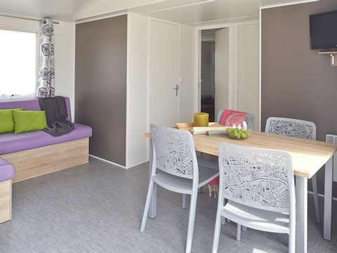 MOBILHOME 8 personnes - Resasol 3 Chambres