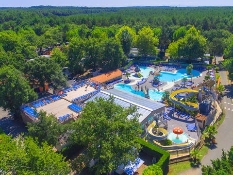 Landes  Camping Club Famille Lou Pignada  - Camping Landes - Afbeelding N°3