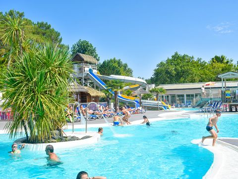 Landes  Camping Club Famille Lou Pignada  - Camping Landes - Afbeelding N°2