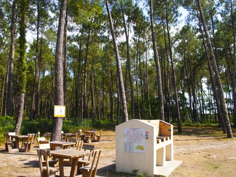 Landes  Camping Club Famille Lou Pignada  - Camping Landes - Afbeelding N°17