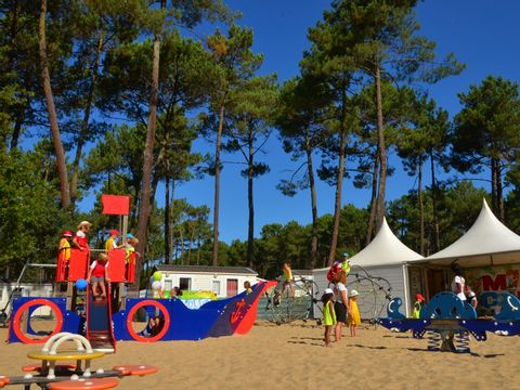 Landes  Camping Club Famille Lou Pignada  - Camping Landes - Afbeelding N°4