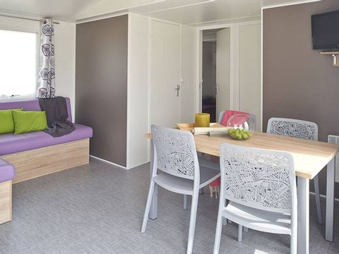 MOBILHOME 6 personnes - Resasol, 3 chambres