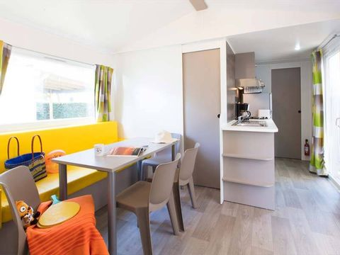 MOBILHOME 6 personnes - Cosy, 2 chambres