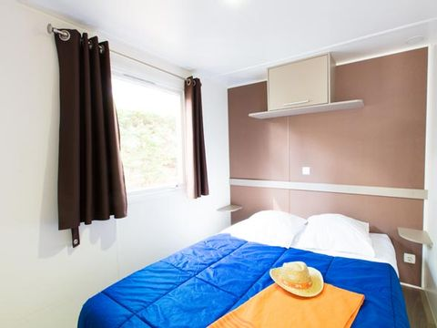 MOBILHOME 5 personnes - Cottage 2 chambres