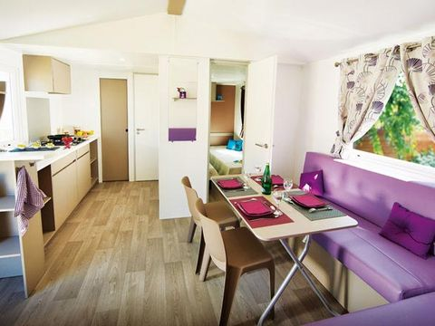MOBILHOME 6 personnes - Resasol - 2 chambres