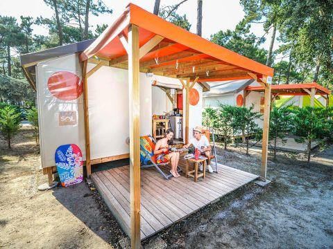 Camping Village Resort et Spa Le Vieux Port - Camping Landes - Image N°36
