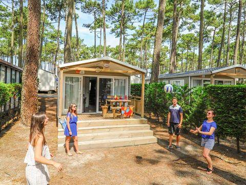 Camping Village Resort et Spa Le Vieux Port - Camping Landes - Image N°34
