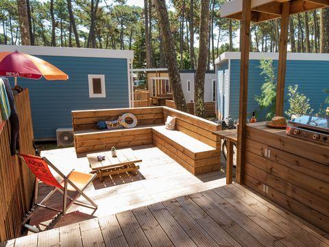 Camping Village Resort et Spa Le Vieux Port - Camping Landes - Image N°33